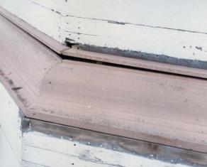 Historic Crown Moulding Reproduction